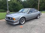 1989 BMW 635CSi  for sale $12,000