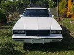 1987 Chevrolet Monte Carlo  for sale $6,800
