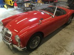 1958 MG MGA  for sale $35,000