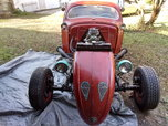 ***REAL ROUGH RED RAT ROD***