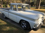 1965 CHEVY C-10 LS 1  4 SPEED AUTOMATIC