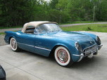 1954 Corvette  for sale $125,000