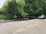 2018 35ft loadmax gooseneck trailer  for sale $20,000