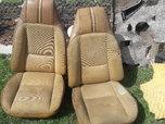 Camaro pair bucket seats  for sale $250