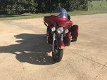 2010 Harley Ultra Classic Trike  for sale $24,500