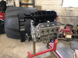 403 ls2 with brand new 8-71 blower