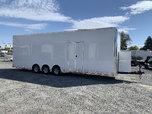 32' Cargo Mate R8 Sprintcar Trailer for Sale