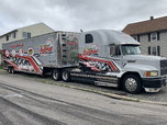Truck and Trailer   for sale $28,000
