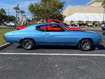1971 Chevrolet Chevelle  for sale $31,000