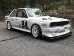 1988 BMW M3 Race Car  for sale $42,500