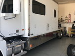2003 Freightliner and 2005 Stacker Trailer  for sale $100,000