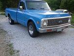 1971 Chevrolet C20 Pickup