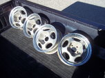 SPYDER WHEELS by MOTORWHEEL  for sale $750
