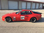 85 Porsche 944 Race Car Package  for sale $9,500