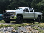 2015 Chevrolet Silverado 2500 HD  for sale $47,000
