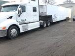 48' ENCLOSED RACE TRAILER  for sale $22,500