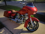 2013 Harley Davidson Road Glide  for sale $17,500