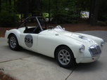 1961 MGA 1622 Full Race  for sale $24,500