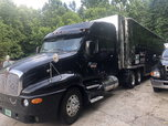 2002 KENWORTH W/2004 COMP.TRL.  for sale $90,000