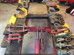 Auto Body Clamps  for sale $1,500