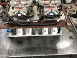 Wilson billet side and runner with pro-systems carbs  for sale $3,500
