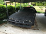 '84 Camaro Roller/Partially stripped  for sale $500