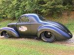 1941 Willys Nostalgia Drag or hotrod  for sale $35,000