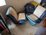64 nova ss car seats   for sale $600