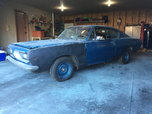 1968 Plymouth Barracuda  for sale $6,500