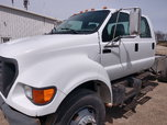 2000 F750 Crew Cab  for sale $12,000