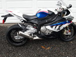 2012 BMW S1000RR  for sale $10,900