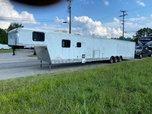 2004 Vintage Trailer Car Hauler With Living Area  for sale $23,995