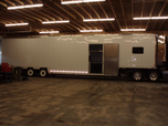 50 FT Race trailer  for sale $104,500