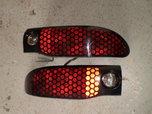 98 02 Firebird Trans Am HONEYCOMB TAIL LIGHTS 99 LS1 T56 Pai  for sale $400