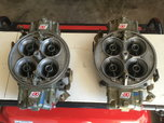 *****2 - B&G 8896 holley 1050 carbs*****  for sale $800