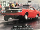 71 Dodge Challenger PINKS ALL OUT Finalist  for sale $29,500