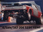 Plymouth Satellite Hemi  for sale $32