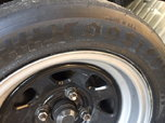 RX7 13 inch wheels and tires  for sale $50