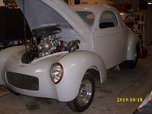 WILLYS GASSER PROJECT