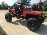 Jeep Wrangler Rock Crawler Mud Off Road Ultra 4 builder  for sale $13,995