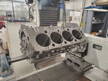 New merlin IV bbc block. Fully machined. Ready to assemble  for sale $2,450