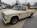1967 Dodge A100 Pickup - JUST REDUCED!!!