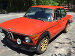 1976 BMW 2002  for sale $19,500