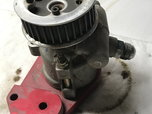 Reverse mount power steering pump  for sale $200