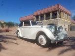 1948 Jaguar Mark IV  for sale $124,000