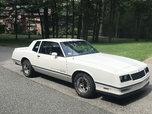 1984 Chevrolet Monte Carlo  for sale $10,500