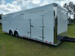 28' Continental Cargo Race Trailer