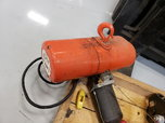 CM Lodestar1/4 Ton Electric Chain Hoist  for sale $1,000