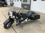 2005 Custom Harley Davidson Road King  for sale $15,500