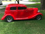 1933 Ford Victoria  for sale $35,000